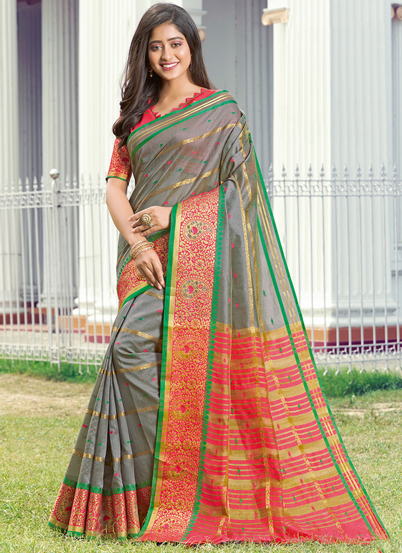 Sareetag Sangam Masakali Spunky Party Wear Saree