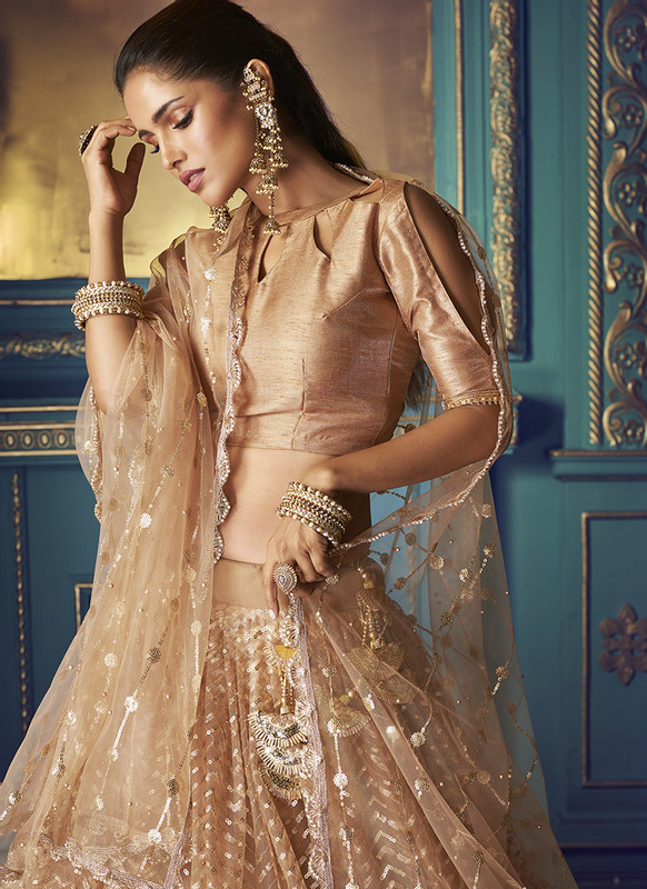 Sareetag Arya Cinderella Beautiful Wedding Lehenga Choli
