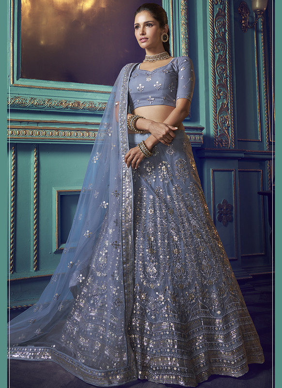 Sareetag Arya Cinderella Magnificent Wedding Lehenga Choli